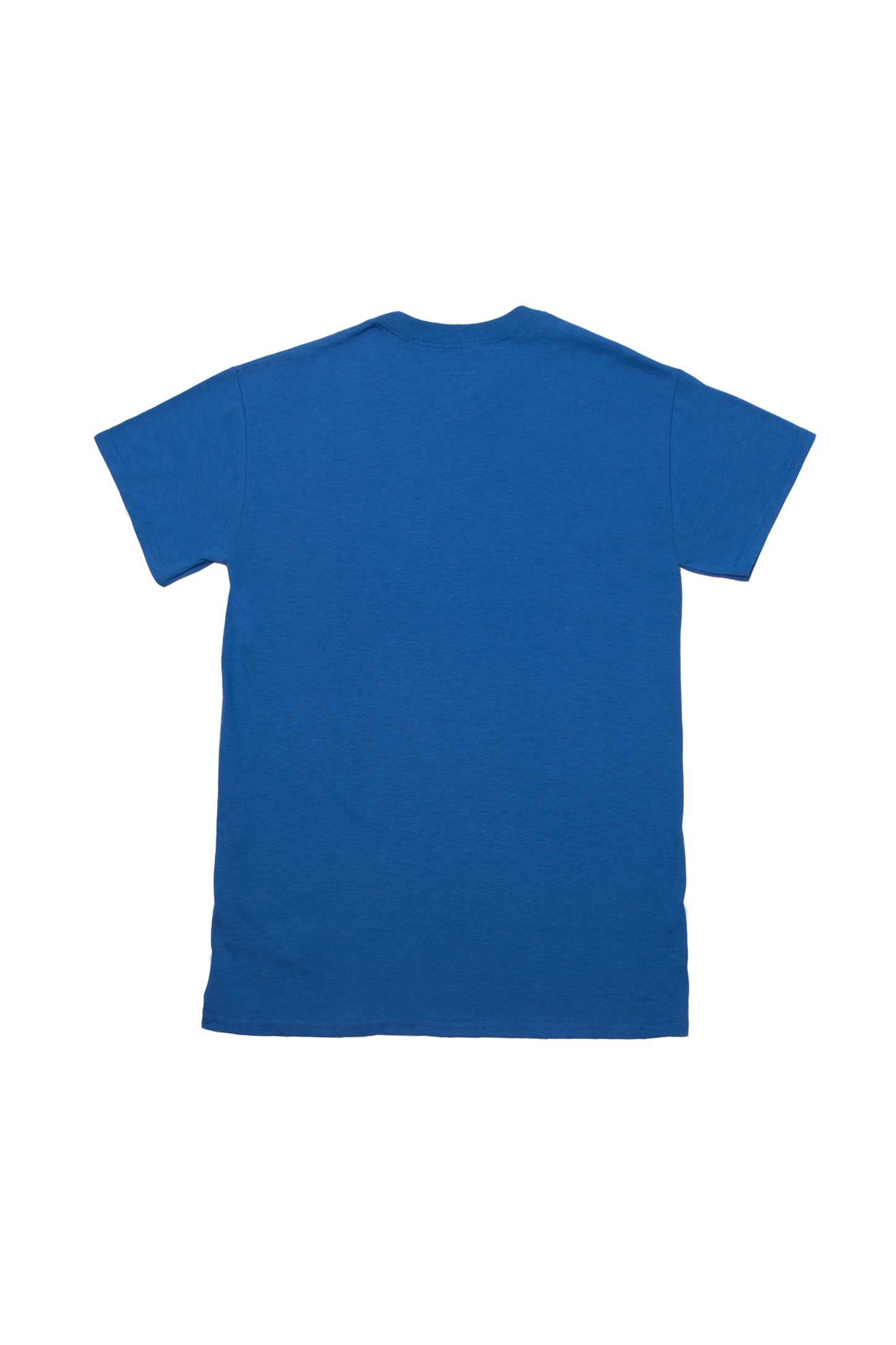 RUN DMC TEE - BLUE