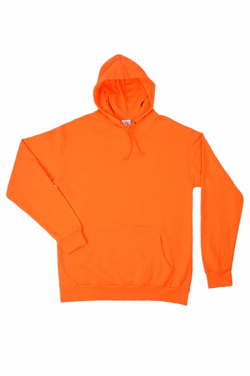 Other - PLAIN PULLOVER HOODIE ORANGE - FRÅN Ö TILL A