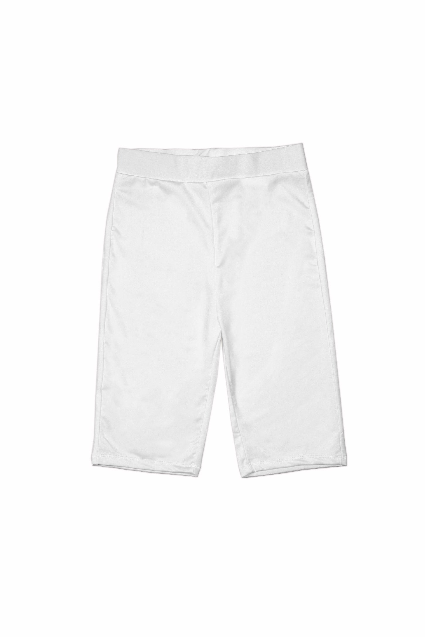 CYCLING SHORTS WHITE