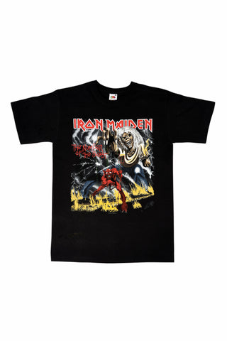 AC/DC ABOUT TO ROCK TEE
