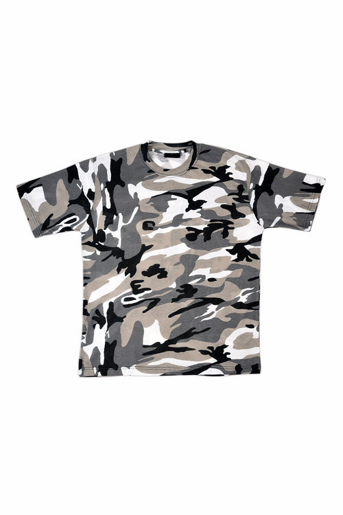 T-SHIRT URBAN CAMOUFLAGE