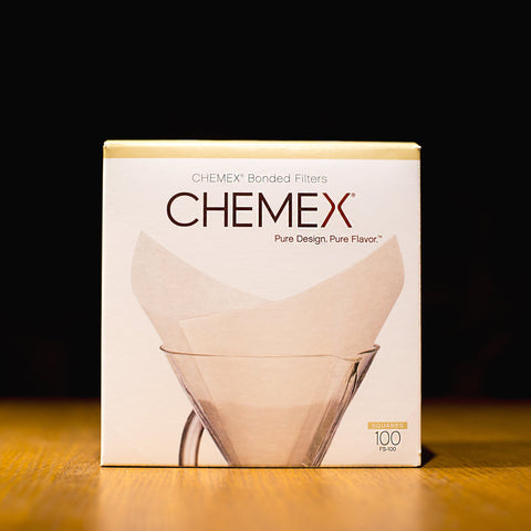 Filters for Your Chemex coffee maker. Shop online: caffeineusa.com