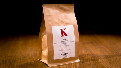 SINGLE ORIGIN: KENYA, KICHWA TEMBO