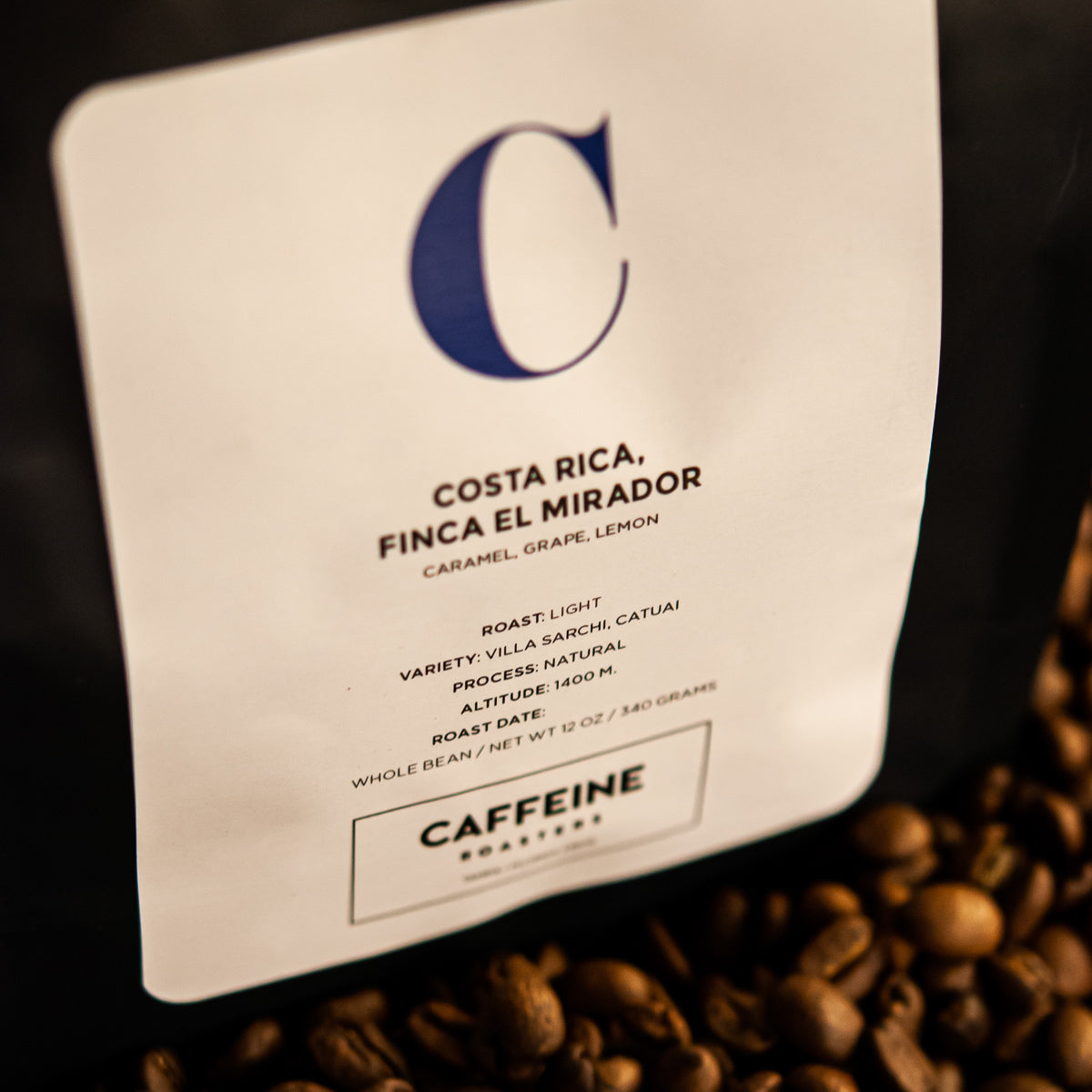 SINGLE ORIGIN: COSTA RICA, FINCA EL MIRADON