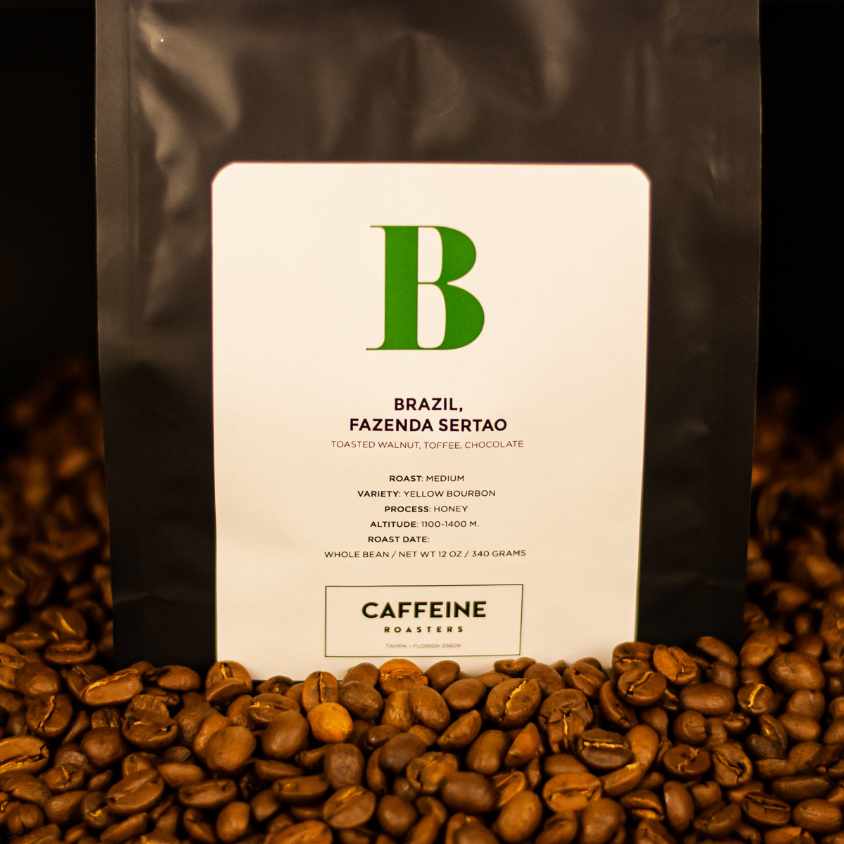 SINGLE ORIGIN: BRAZIL, FAZENDA SERTAO