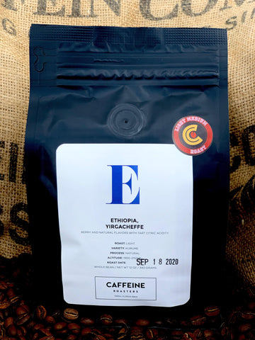 SINGLE ORIGIN: ETHIOPIA, YIRGACHEFFE