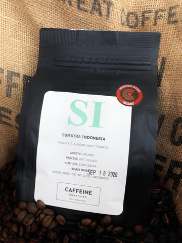 SINGLE ORIGIN: SUMATRA INDONESIA