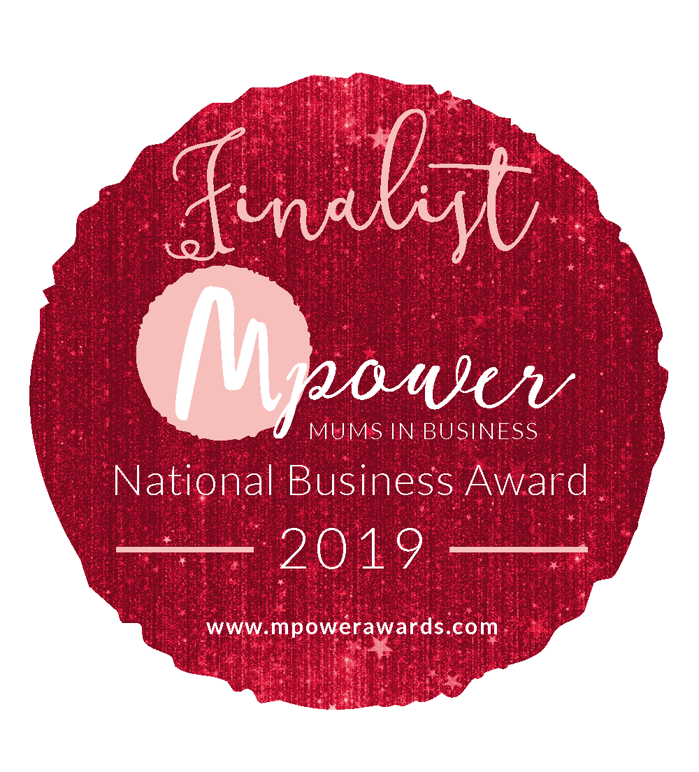Wow, I'm a finalist in the Mpower National Business Awards!!!