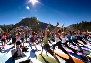 Eat, Sleep, Rave, Retreat ..... The Rise of the Wellness Festival