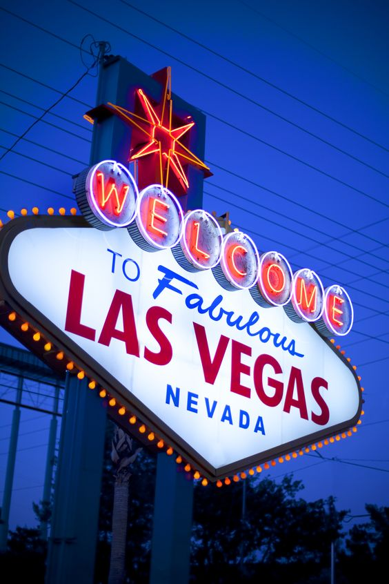 Viva Las vegas! 48 Hours in Sin City.