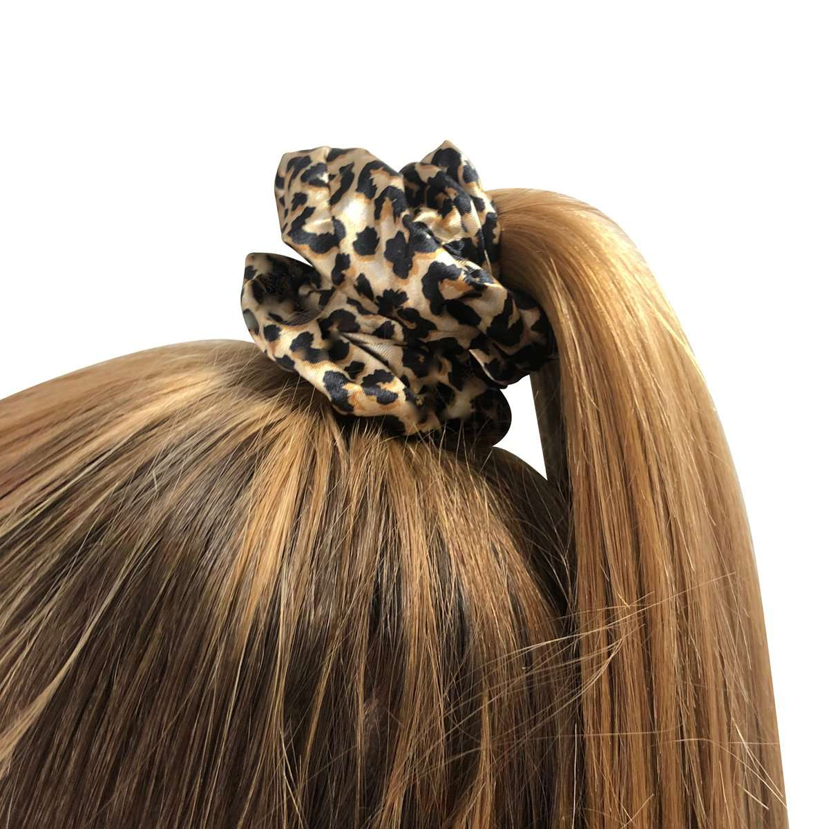 Hair Scrunchie - Animal Print