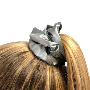 Hair Scrunchie - Grey