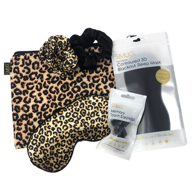 Blissful Sleep Gift Set - Animal Print