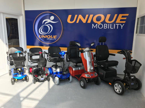 Unique Mobility Exeter