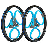 Loopwheels Blue - Suspension Wheels