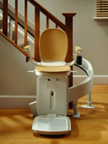 Brooks Curved Stairlift
