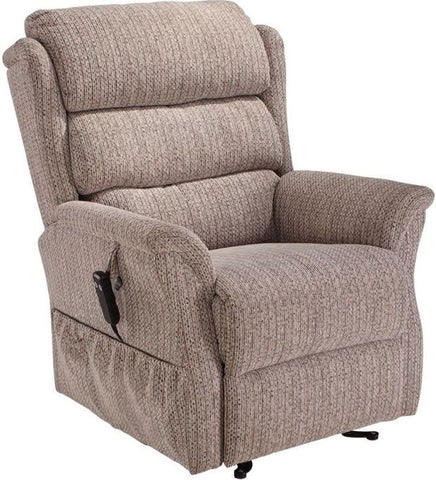 Electric Mobility Hamble Riser Recliner Sandbach Natural