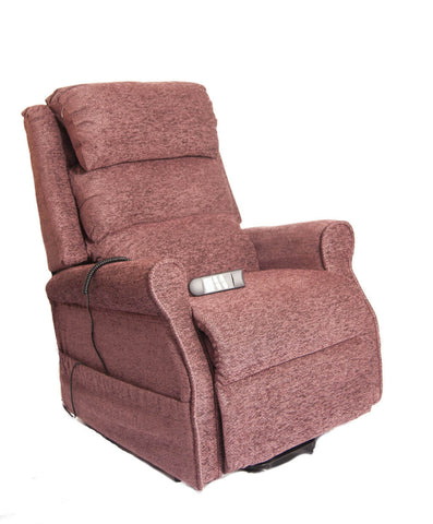Kingsley Riser Recliner - Cared Red
