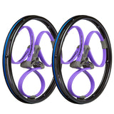 Loopwheels Purple - Suspension Wheels
