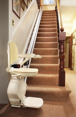 Brooks Straight Stairlift