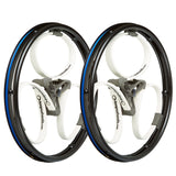 Loopwheels White - Suspension Wheels
