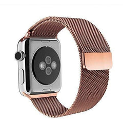 Coffee Milanese Loop Apple Watch Band - OzStraps.me