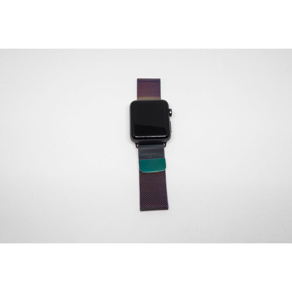 Pearlescent Milanese Loop Apple Watch Band - OzStraps.me