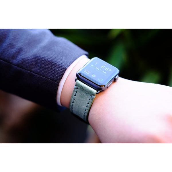 The Malvern Collection Apple Watch Band - OzStraps.me