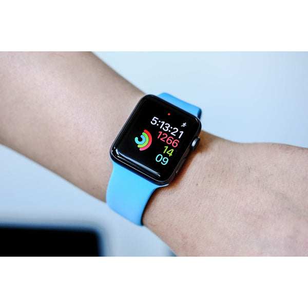 Silicone Apple Watch Band - OzStraps.me