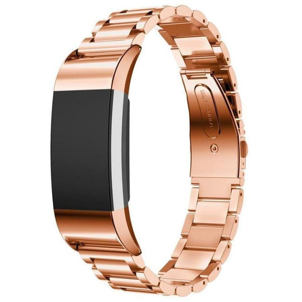 Stainless Steel Fitbit Charge 2 Bands - OzStraps.me