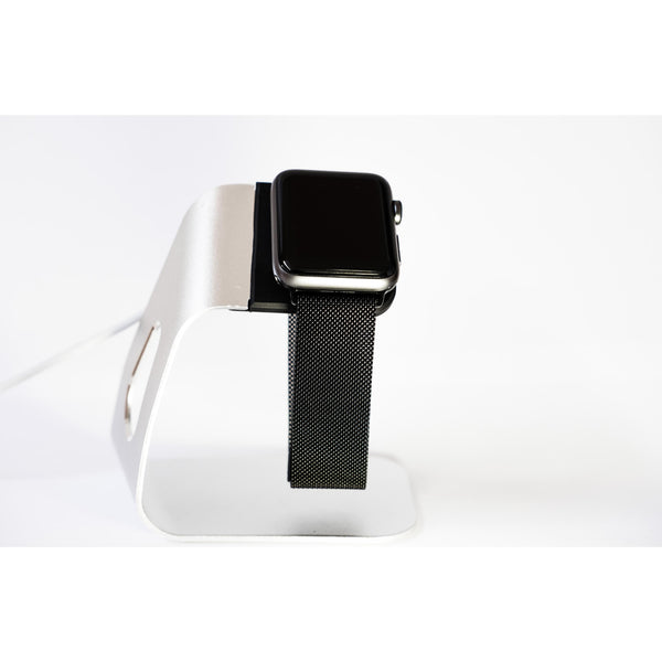 Black Milanese Loop Apple Watch Band - OzStraps.me