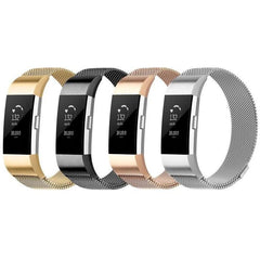 Milanese Loop Fitbit Charge 2 Bands - OzStraps.me