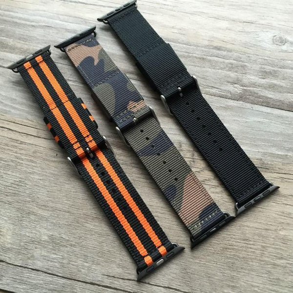 NATO Apple Watch Band - OzStraps.me