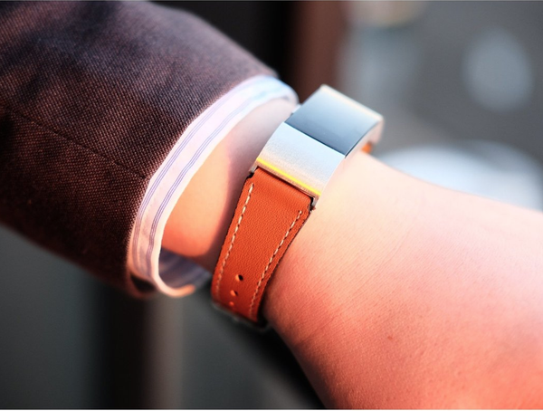 Calf Leather Fitbit Charge 2 Bands - OzStraps.me