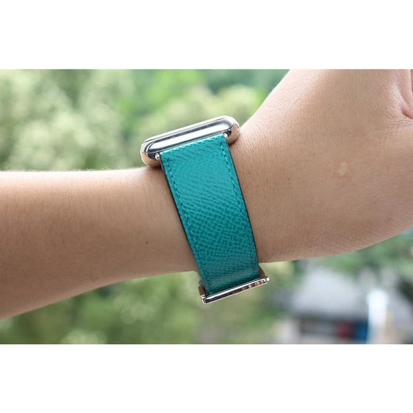 Single Tour Leather Apple Watch Band - OzStraps.me