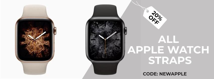 Leather band Apple Watch Dubai