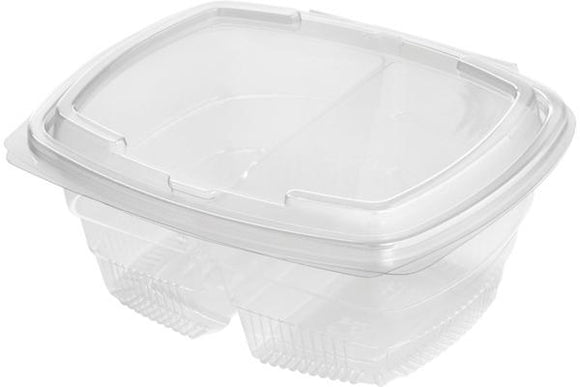 Green Planet 2 Compartment Tub