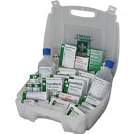 First Aid & Eye Wash Kit