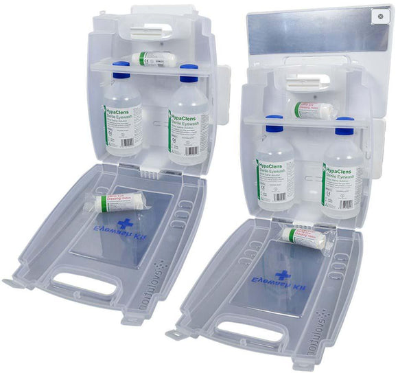 11-20 Person First Aid Eye Wash Kit