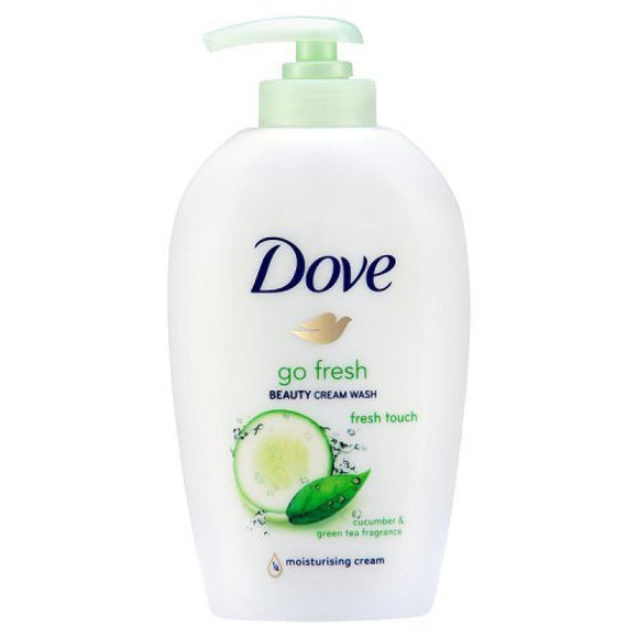 Dove Go Fresh Cream Wash