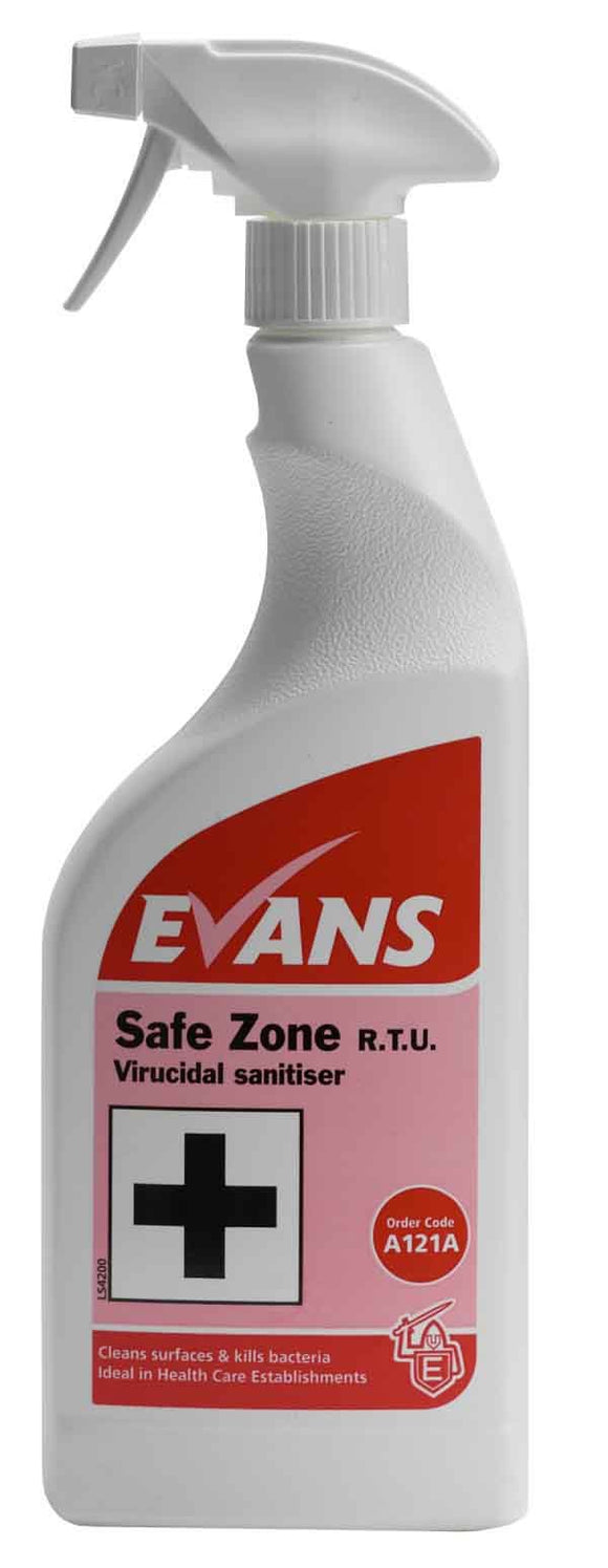 Safe Zone Disinfectant Cleaner