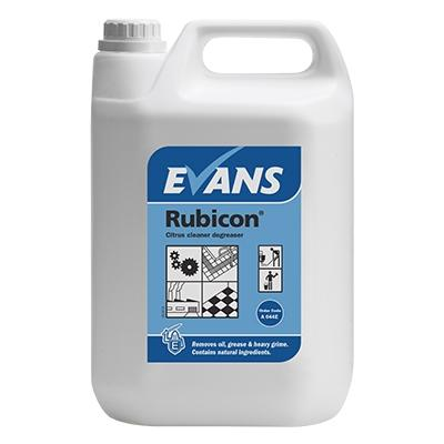 Rubicon Oil/Grease Remover