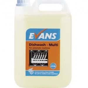 Dishwash Machine Detergent