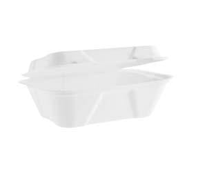 Bagasse Regular Clamshell