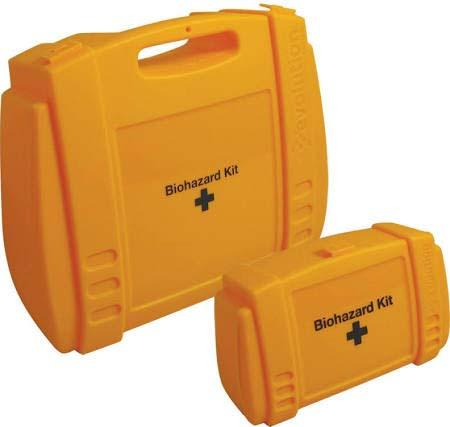 Biohazard Kit Case Empty