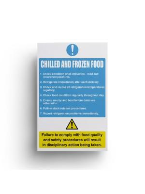 Chilled & Frozen Food
