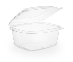 Hinged Lid Deli Container