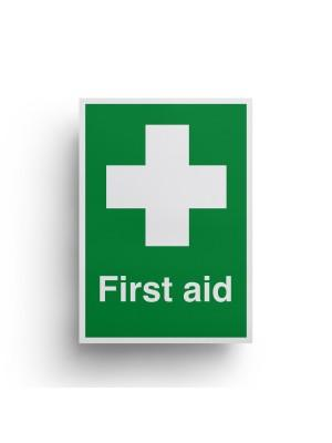 First Aid Self Adhesive
