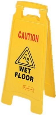 Wet Floor Sign 2 Sided