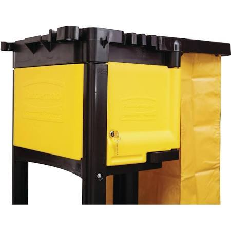 Locking Cabinet For Janitor Cart